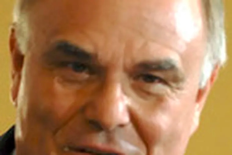 Gov. Rendell, as DRPA chairman , wants N.J. to act on dredging.