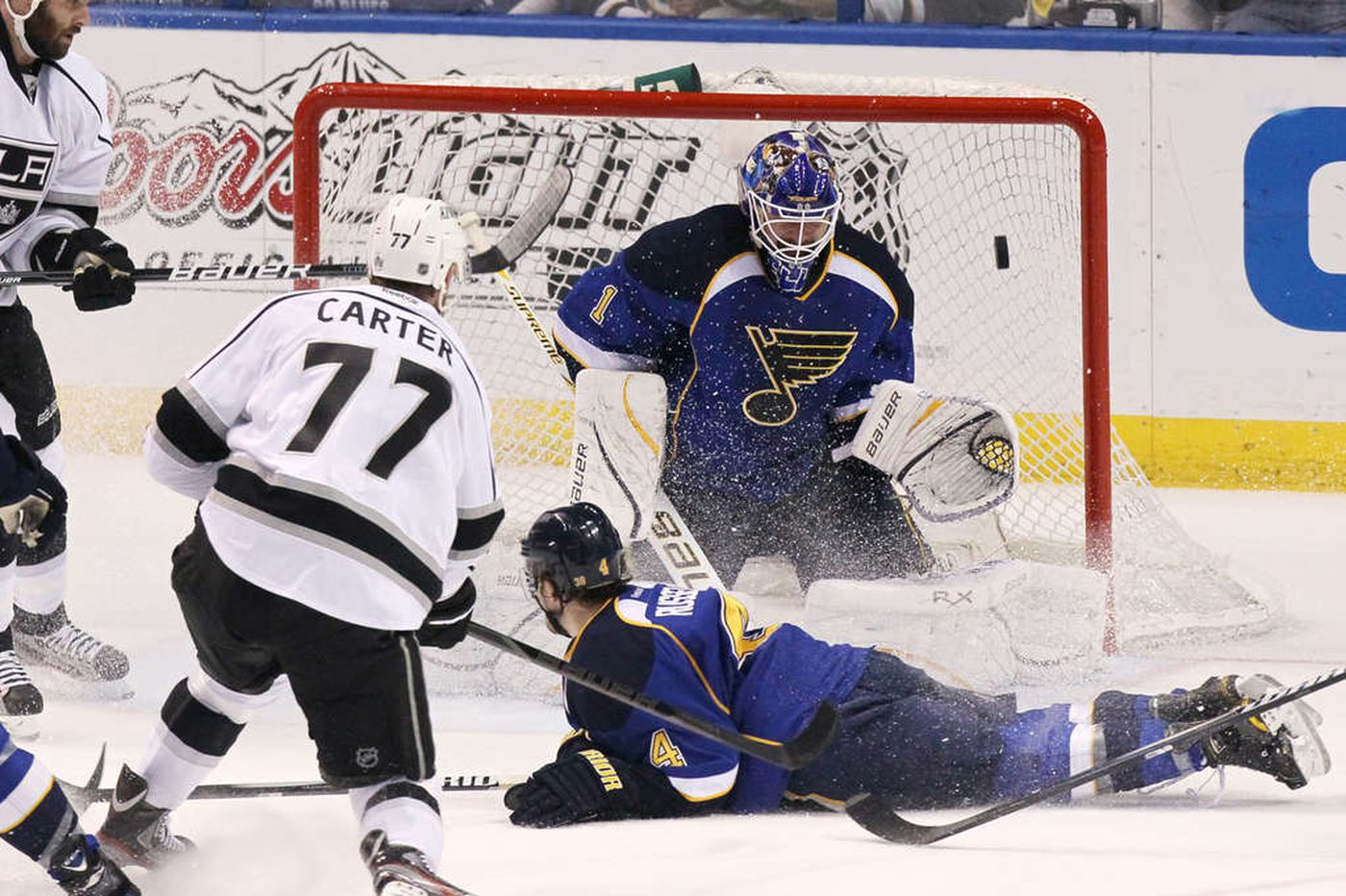 Carter: Kings' fight forged in stretch run