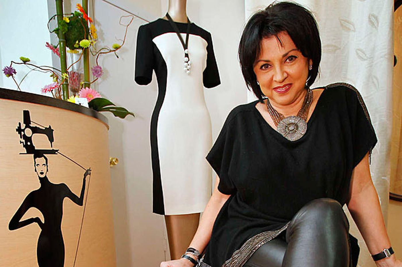 Talking Small Biz: Red Square to Rittenhouse Square: Russian-born dressmaker opens shop in Center City