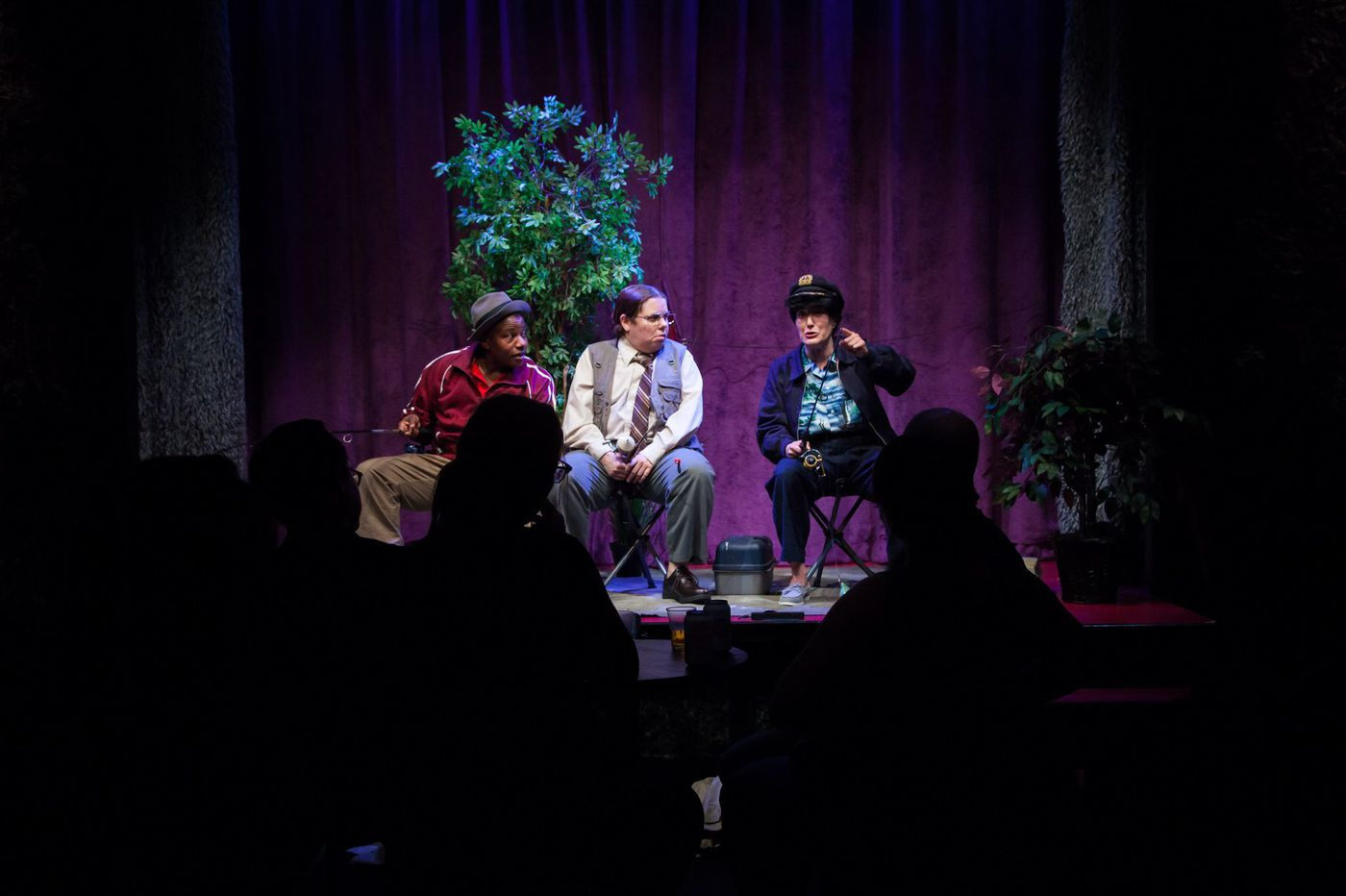 'A Hard Time' by Pig Iron Theatre at FringeArts: Not ready yet, but worthwhile