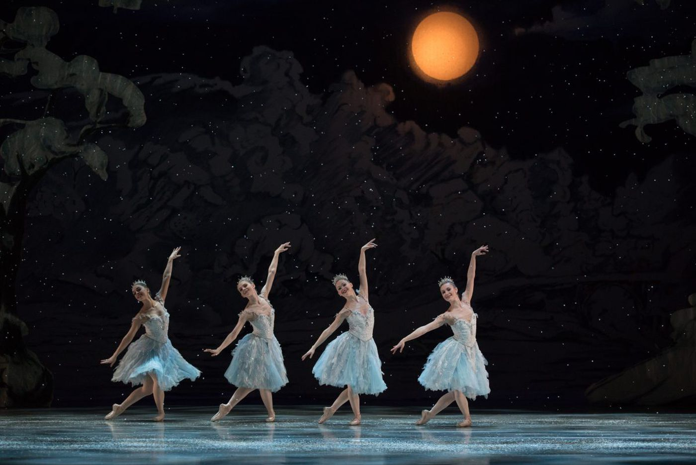 Pa. Ballet's last 'Nutcracker' show of the season has a secret tradition of silly high jinks