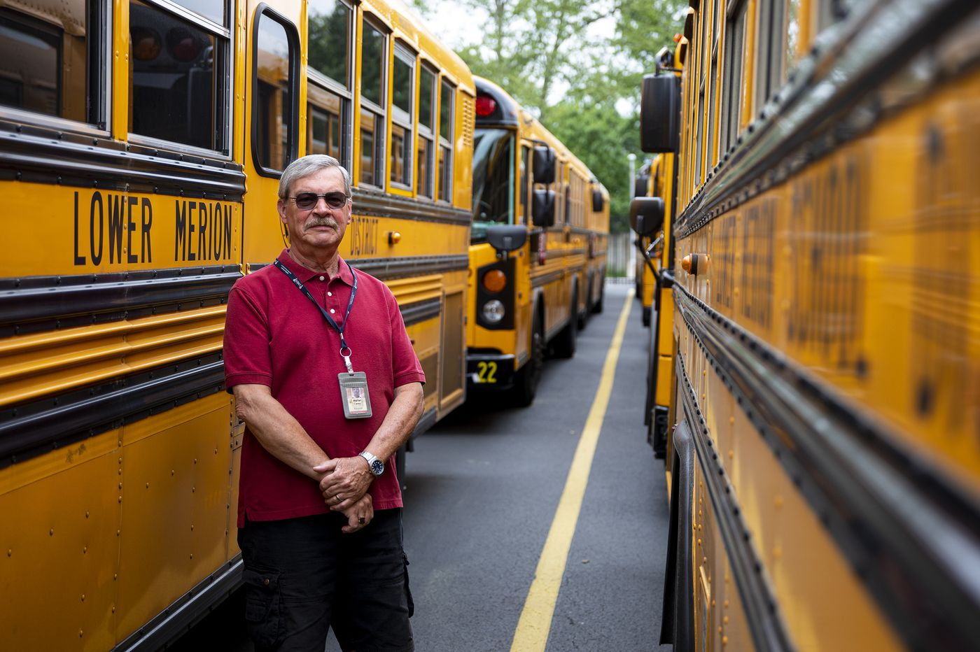 Retiring school bus driver wishes he could say goodbye to the students and families he has loved