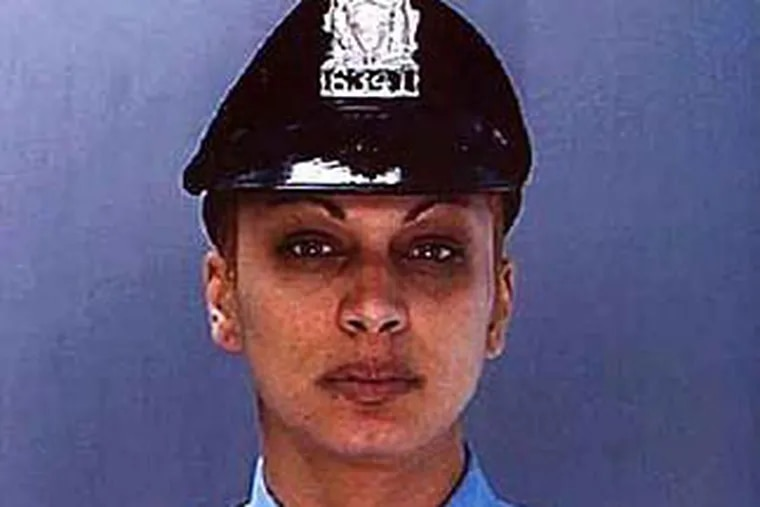 Officer Isabel Nazario was killed in 2008