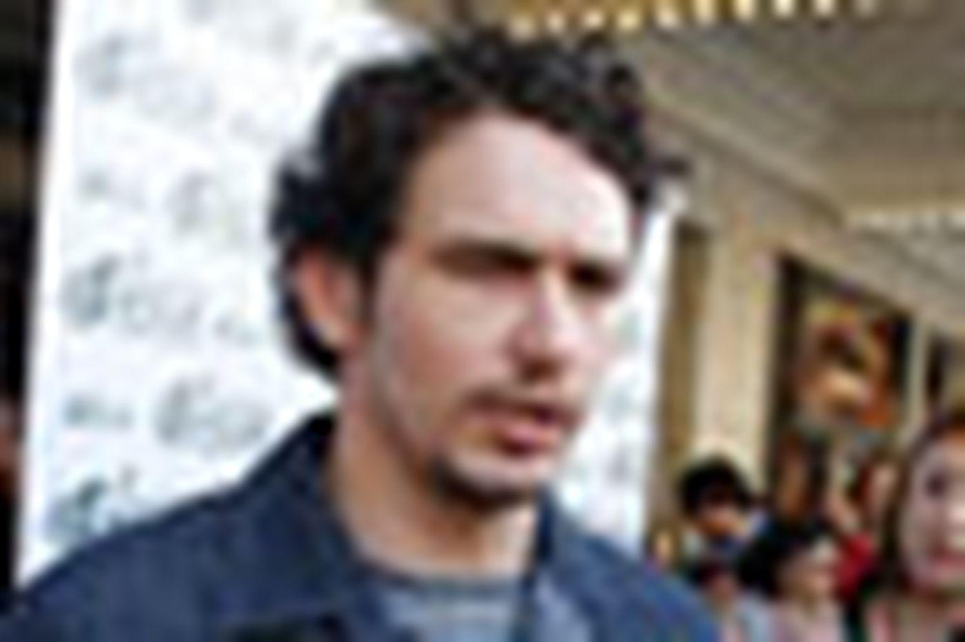 Sideshow: Prof: Franco deserved a 'D'