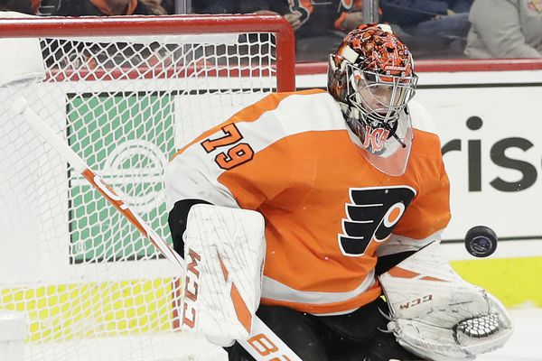 Flyers injury updates: Carter Hart continues to make progress; Shayne Gostisbehere to miss another game but will return Thursday