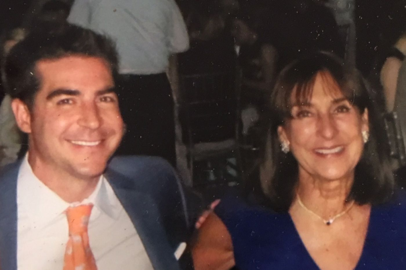Fox News host and Philly native Jesse Watters' liberal mom is his most-frequent critic