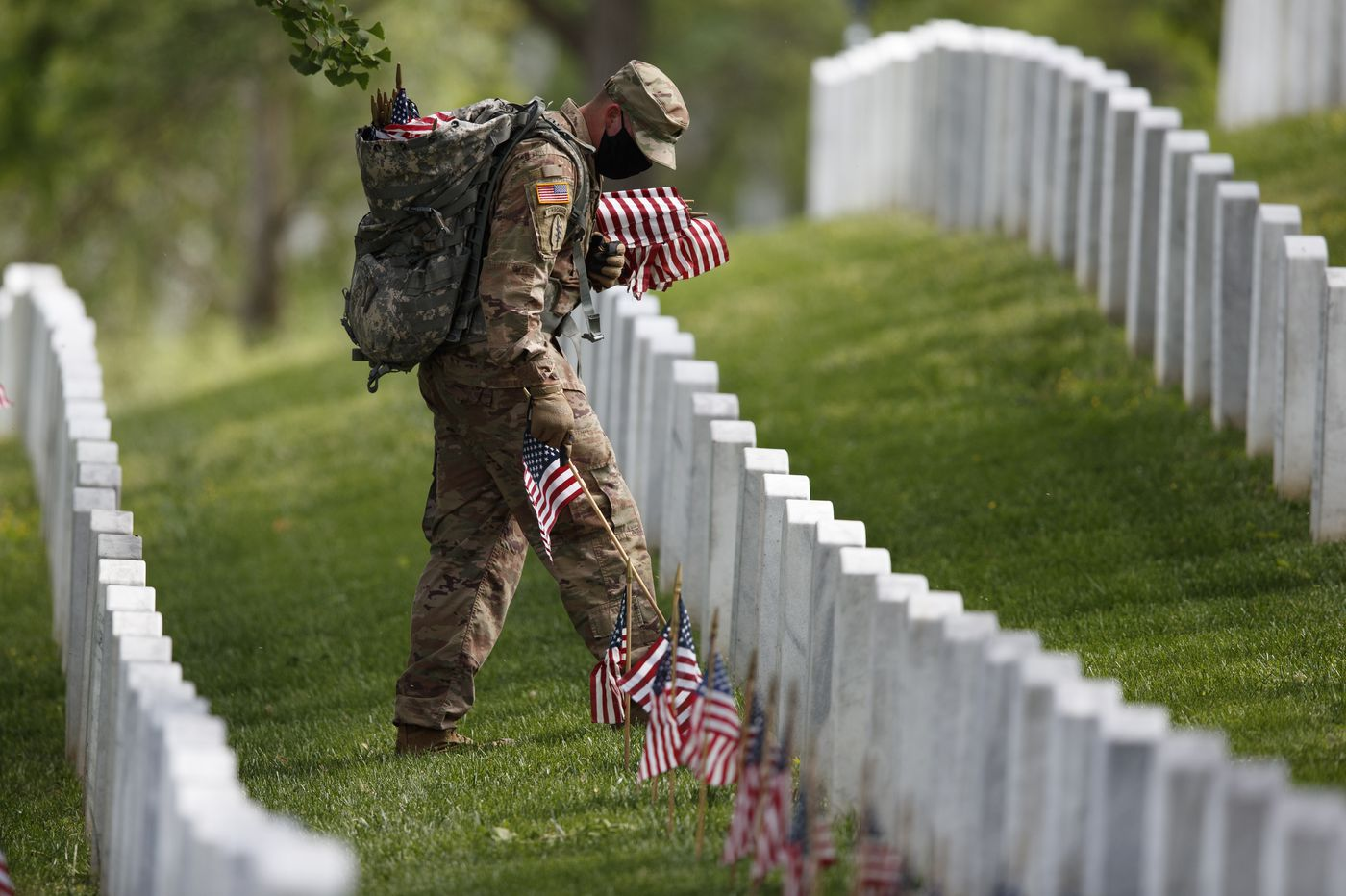 Memorial Day should've inspired unity on COVID-19, not Twitter rants and red-blue divisions | Trudy Rubin