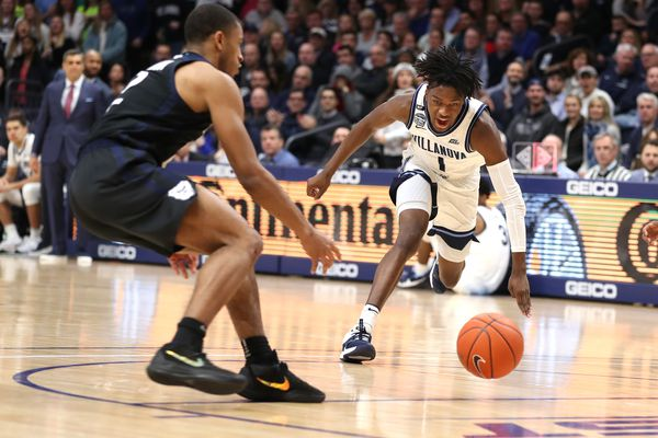 Villanova freshman Bryan Antoine stays patient with limited playing time after shoulder surgery