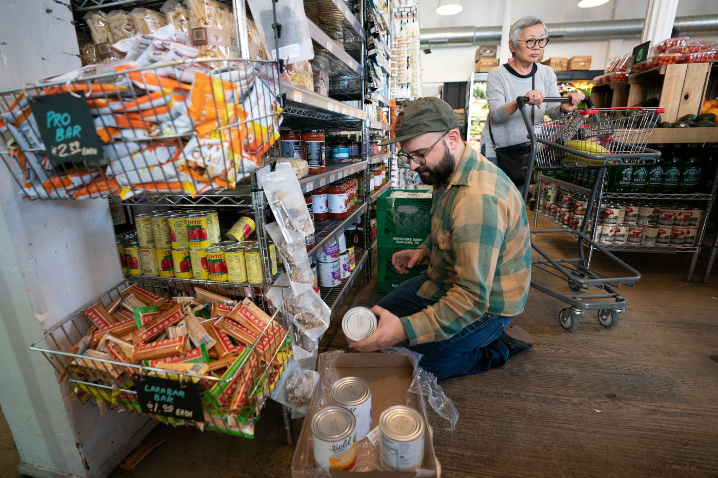 What you need to know about buying food (and booze) during the shutdown