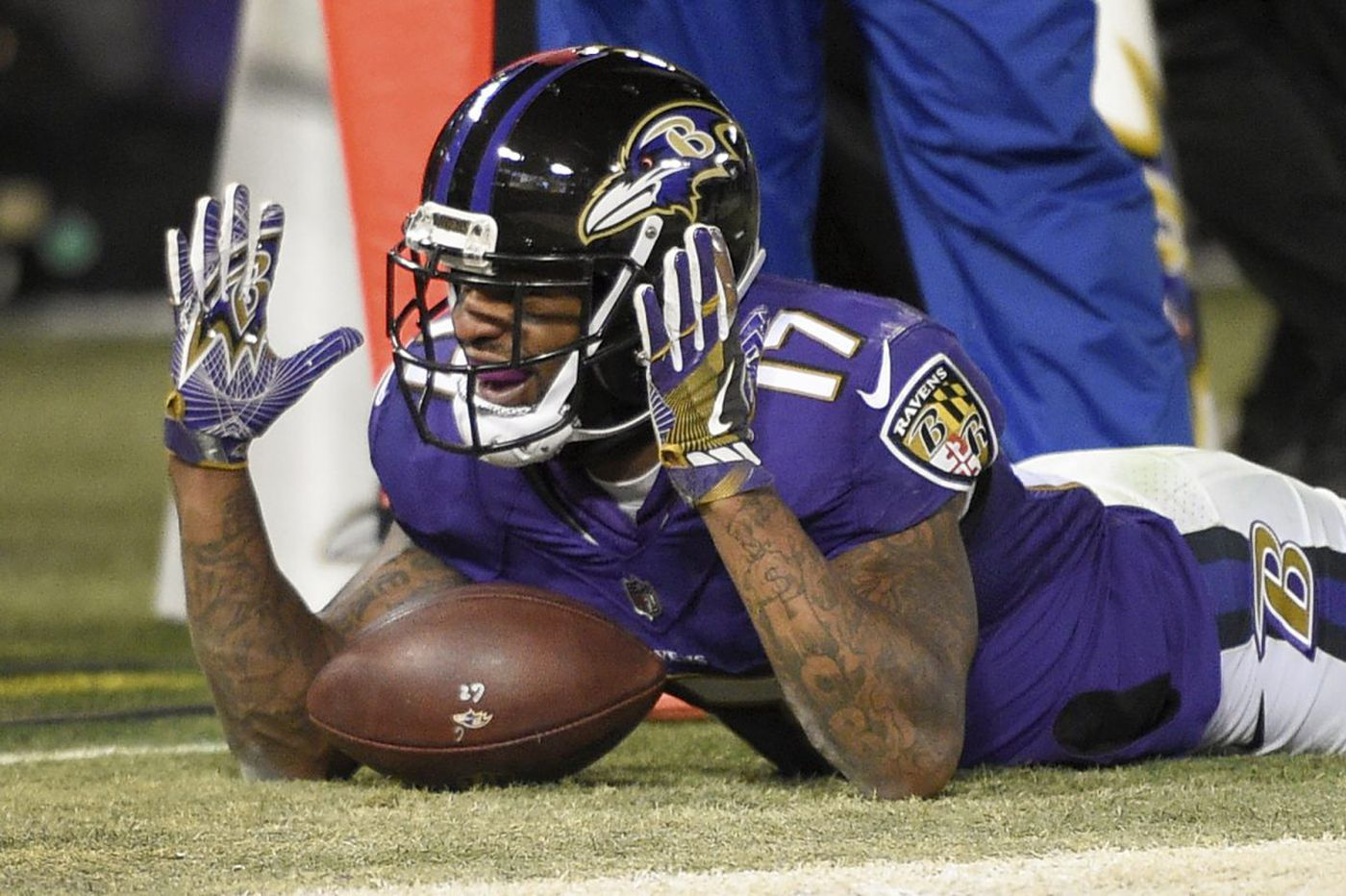 Eagles, wide receiver Mike Wallace agree to one-year deal in free agency