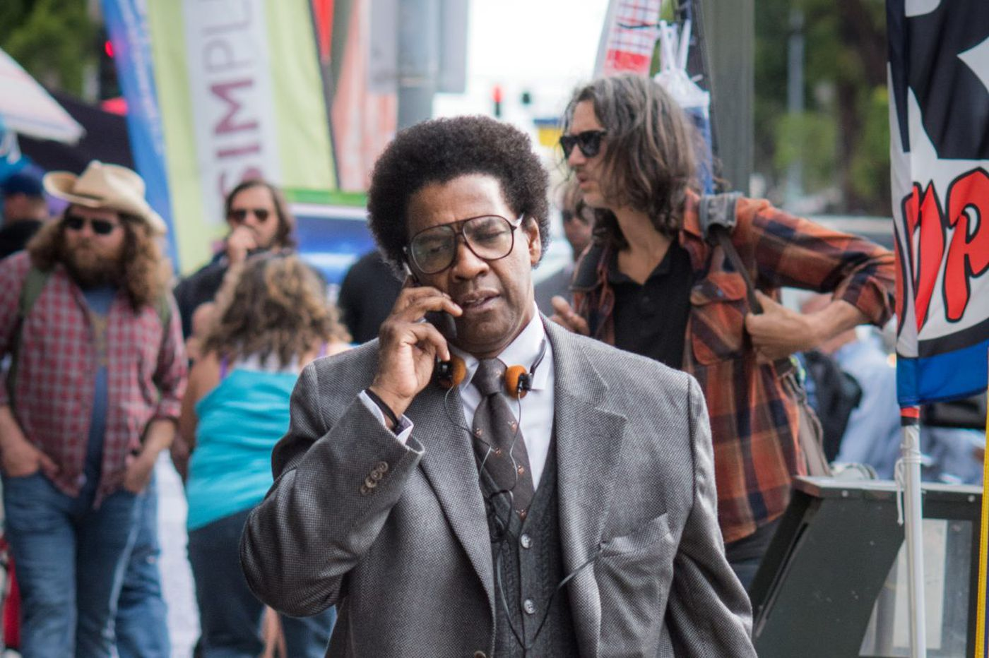 'Roman J. Israel, Esq.': Another top-notch performance from Denzel Washington
