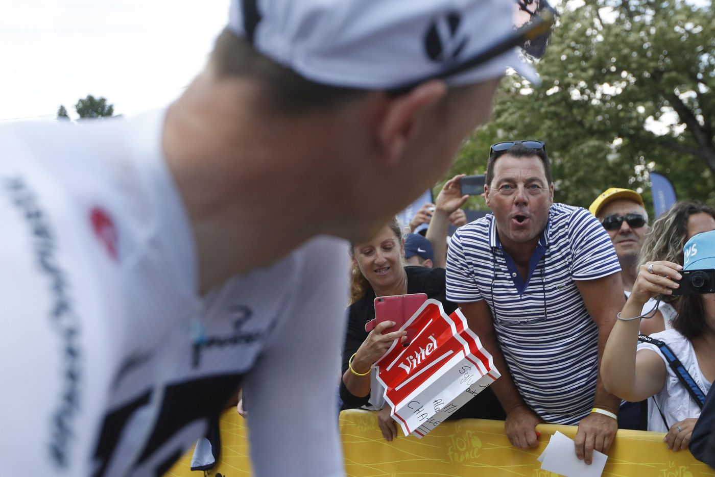Another great Tour de France, except for the French, of course | Bob Ford