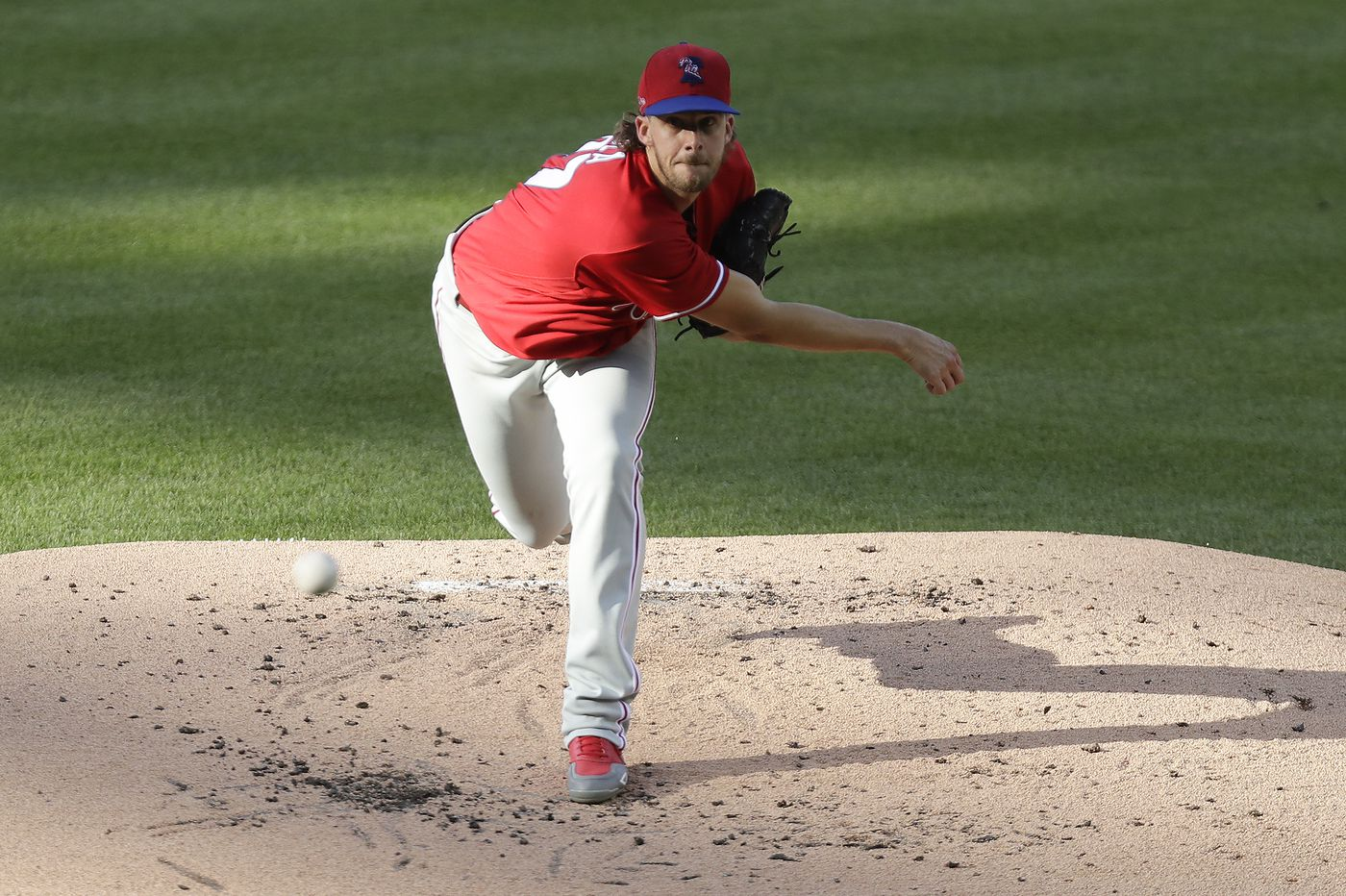 Aaron Nola will start opener for Phillies, rest of rotation order is unclear