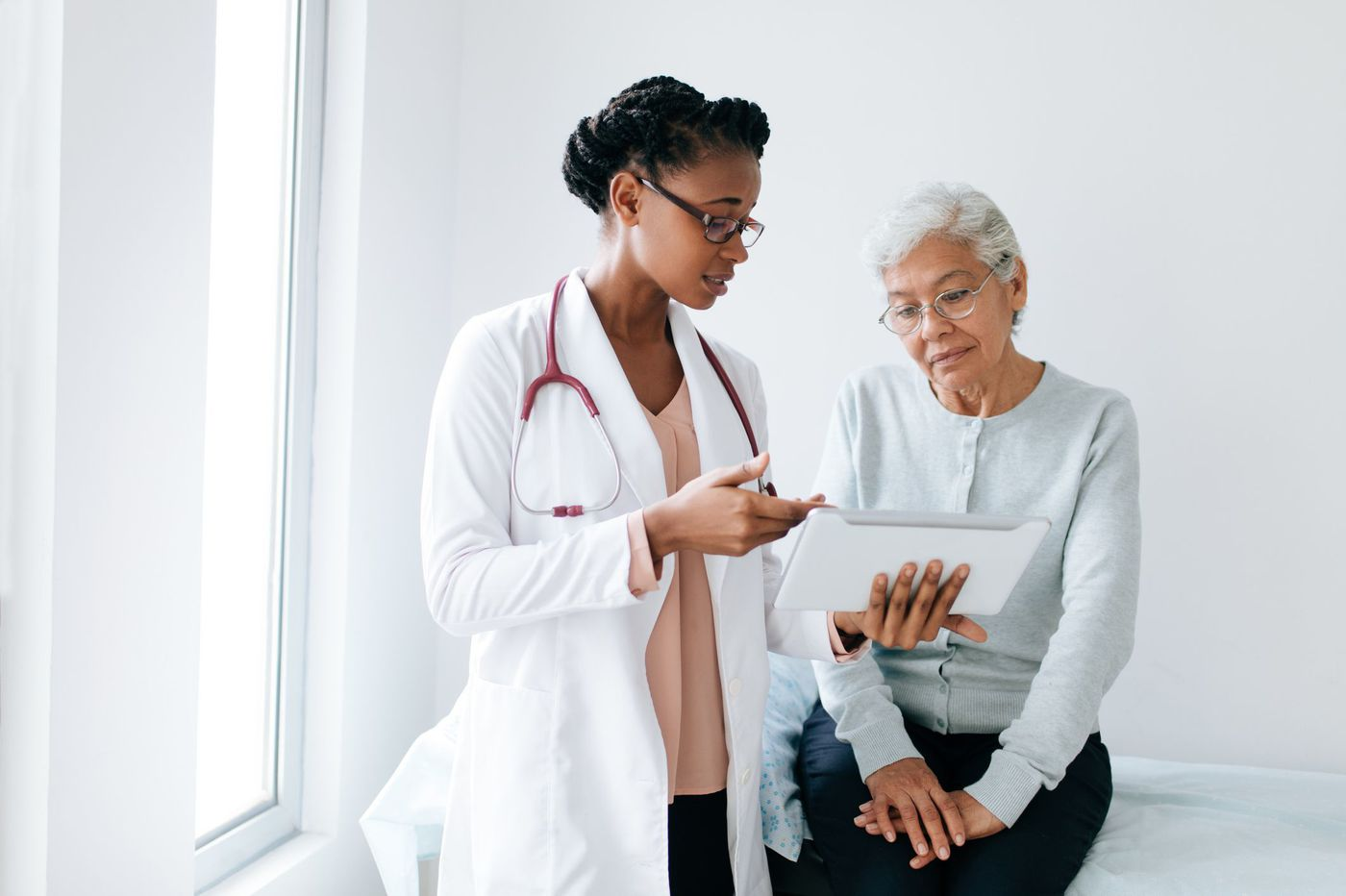 Physicians of color are far too rare. This Jefferson study highlights one potential reason.