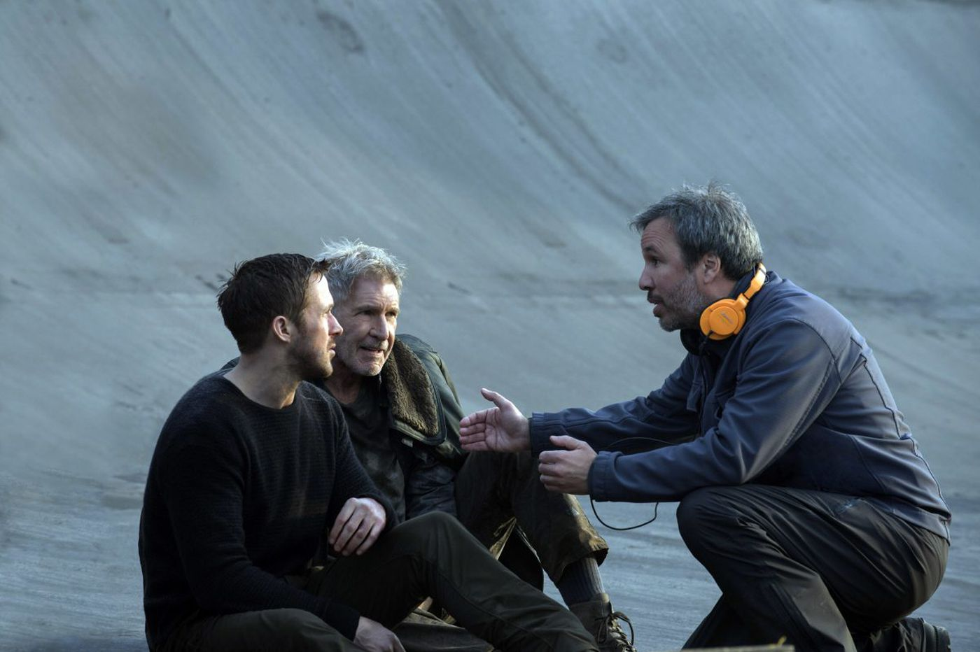'Blade Runner 2049': How director Denis Villeneuve approached a sci-fi classic