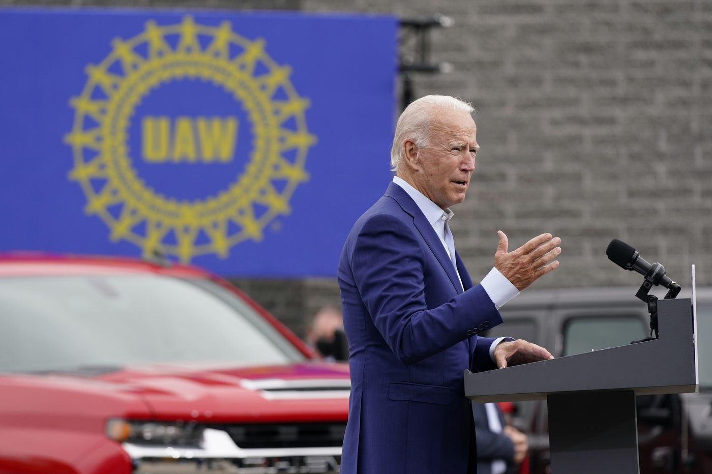 If he wins? How Biden's tax plan would change our tax bill.