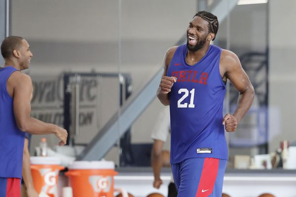 How will NBA teams counter Sixers' height advantage? Brett Brown can't stop thinking about it