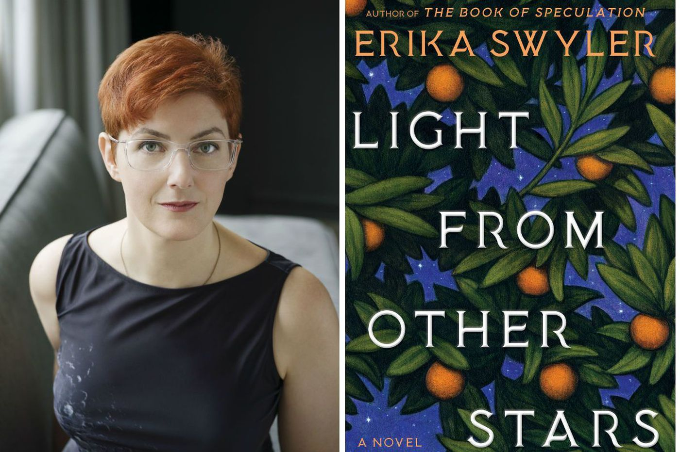 Erica Swyler's 'Light from Other Stars': Sci-fi for the rest of us