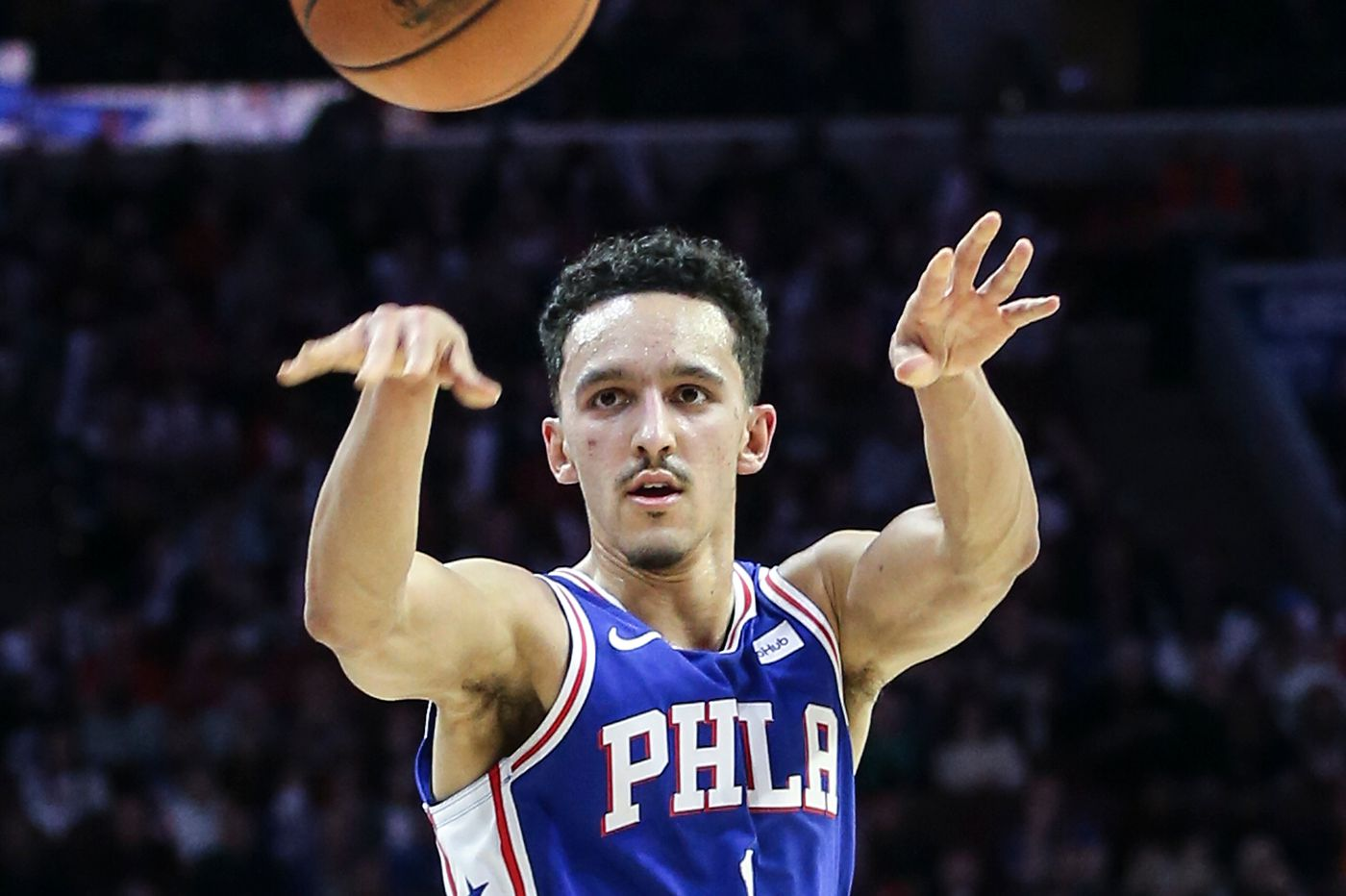 Landry Shamet's career-high 29 points pace Sixers' win over Wizards