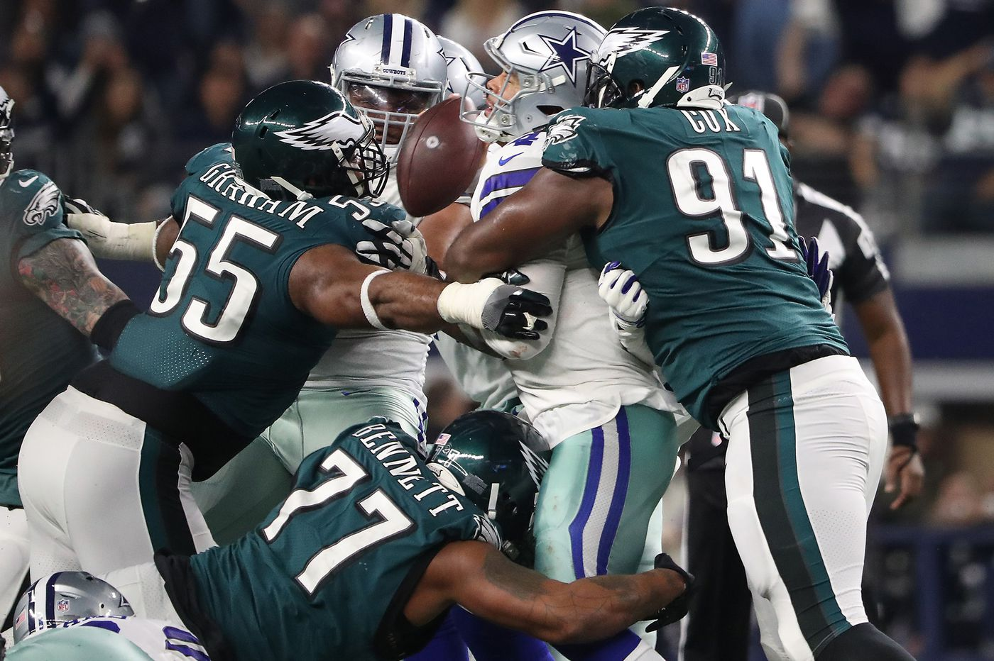 Eagles' Fletcher Cox says NFL season will happen if entire league can adapt amid the pandemic