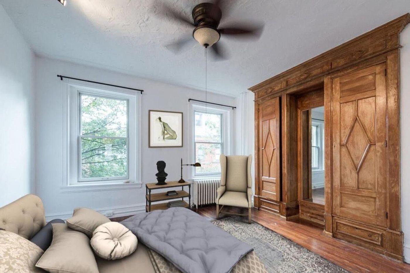 Storage with style in three Philadelphia houses