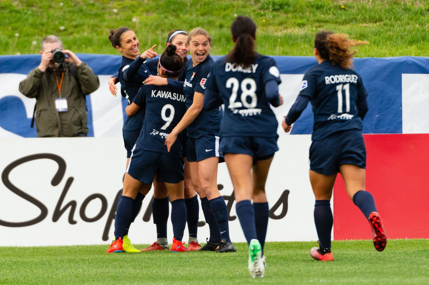 Sky Blue FC looking better in 2019 NWSL season on and off the field