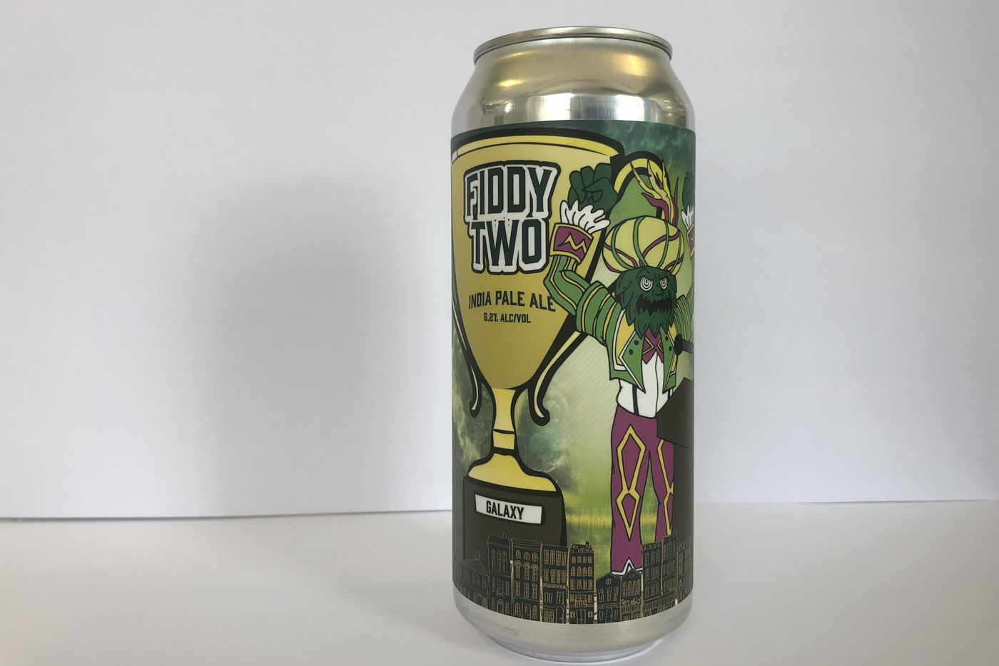 Special 'Fiddy Two' beer to kick off the Eagles season