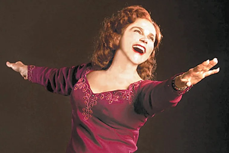 As Momma Rose, Tovah Feldshuh makes the portrayal her own, bringing out a side that always simmers in the background. (Richard Termine)