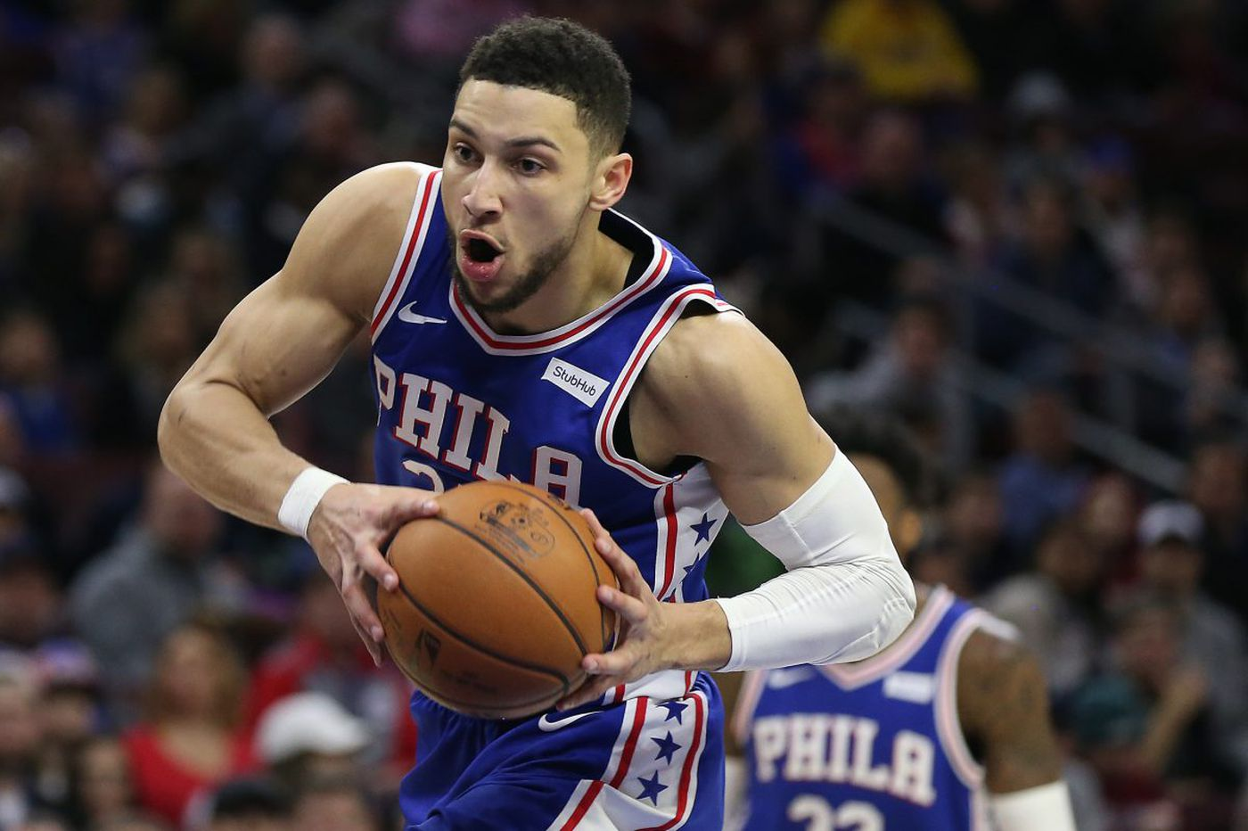 Sixers set up for success with remaining schedule