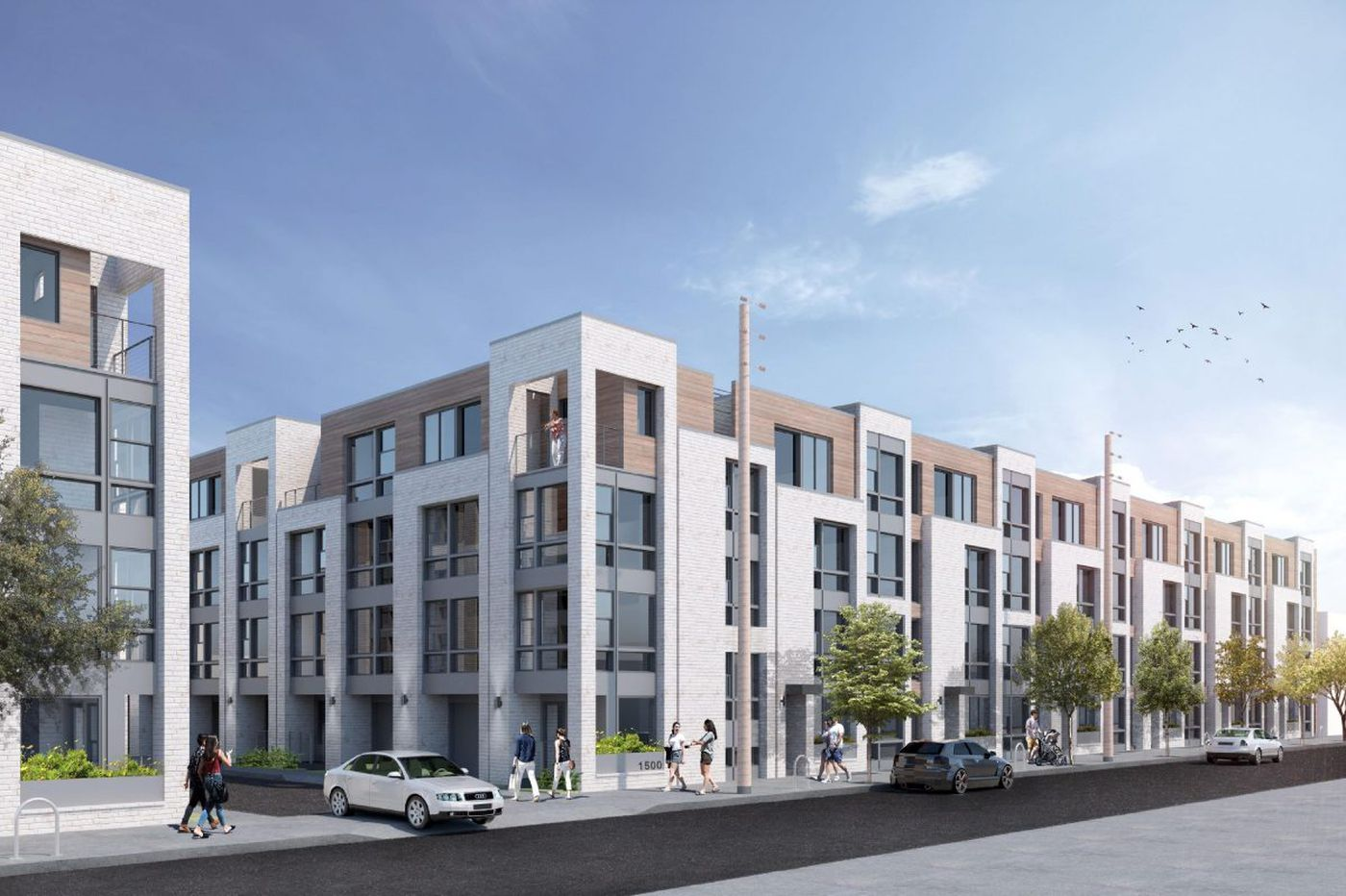 Company led by slain Philly developer Schellenger advances new projects in Poplar, Kensington