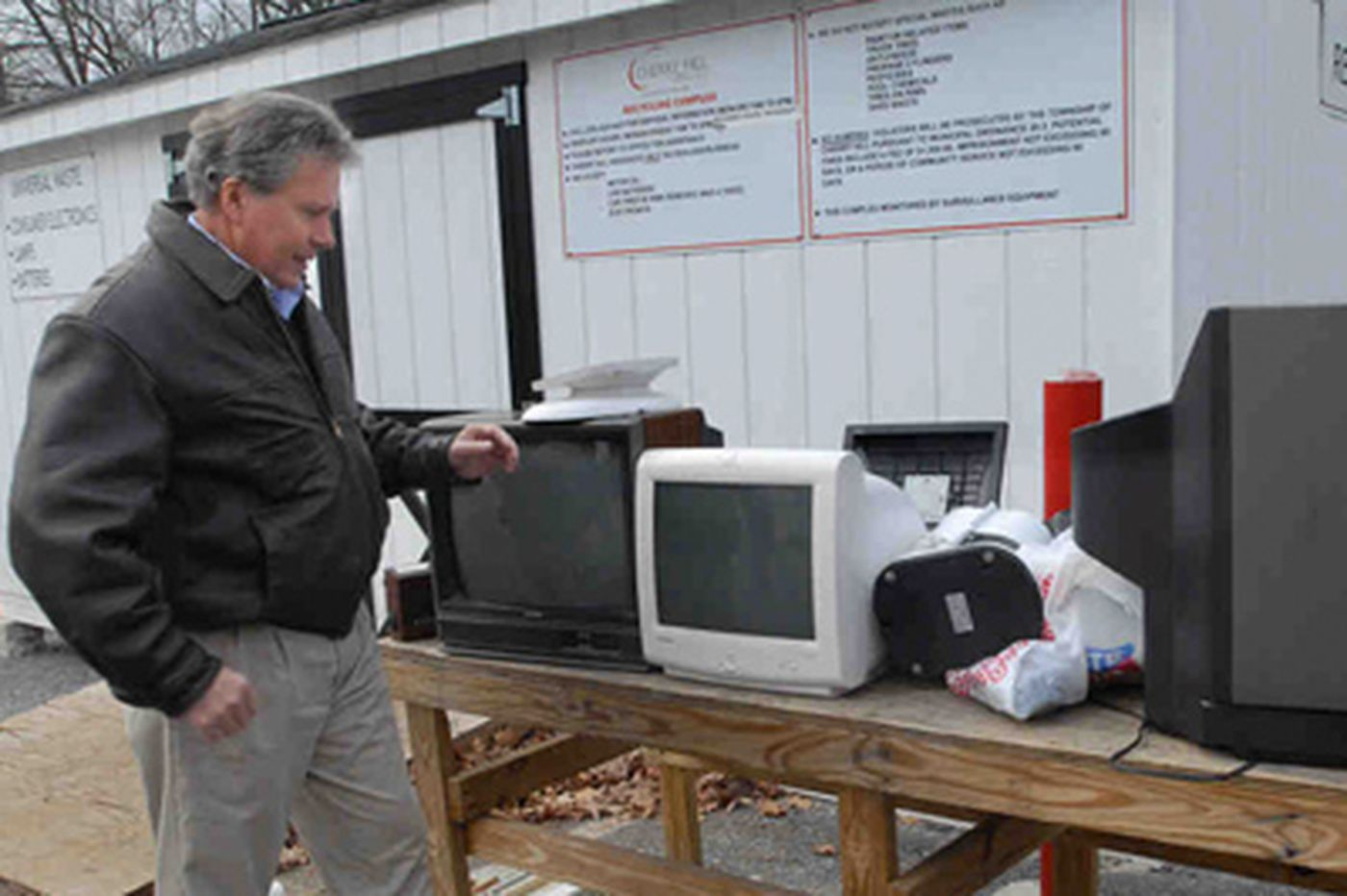 Starting Jan. 1, N.J. electronics are to be recycled, not landfilled