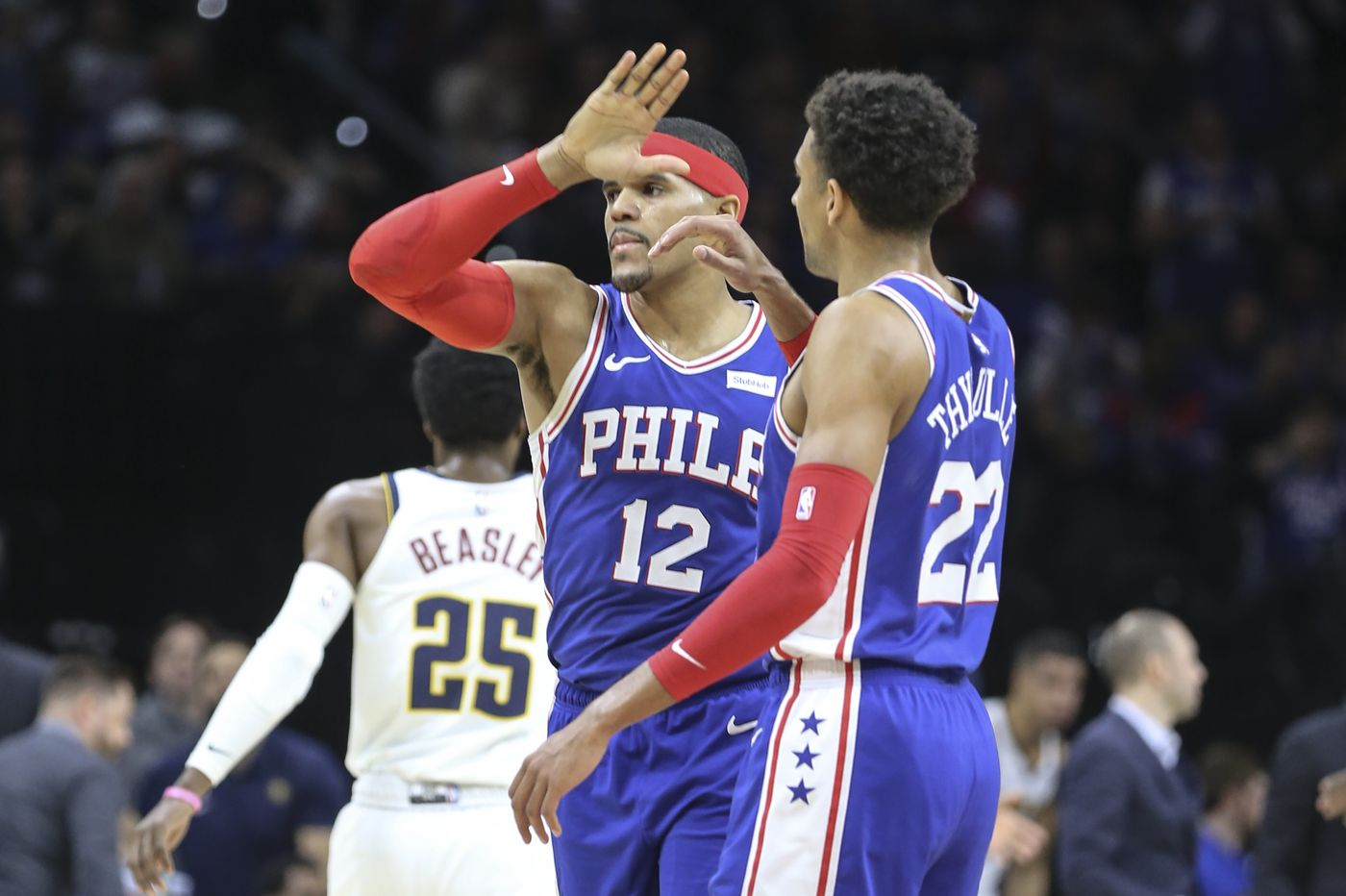 Sixers-Nuggets best/worst: Matisse Thybulle's continued excellence; rough game for ex-Sixer Jerami Grant
