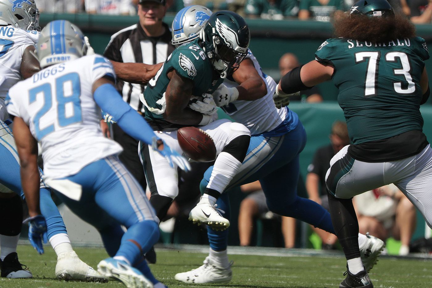 Eagles' Malcolm Jenkins: It's a tough town, 'gotta be mentally tough' to move on | Early Birds
