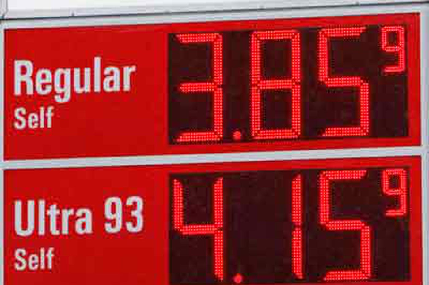 Jeff Gelles: Has speculation fueled the rise in gas prices?