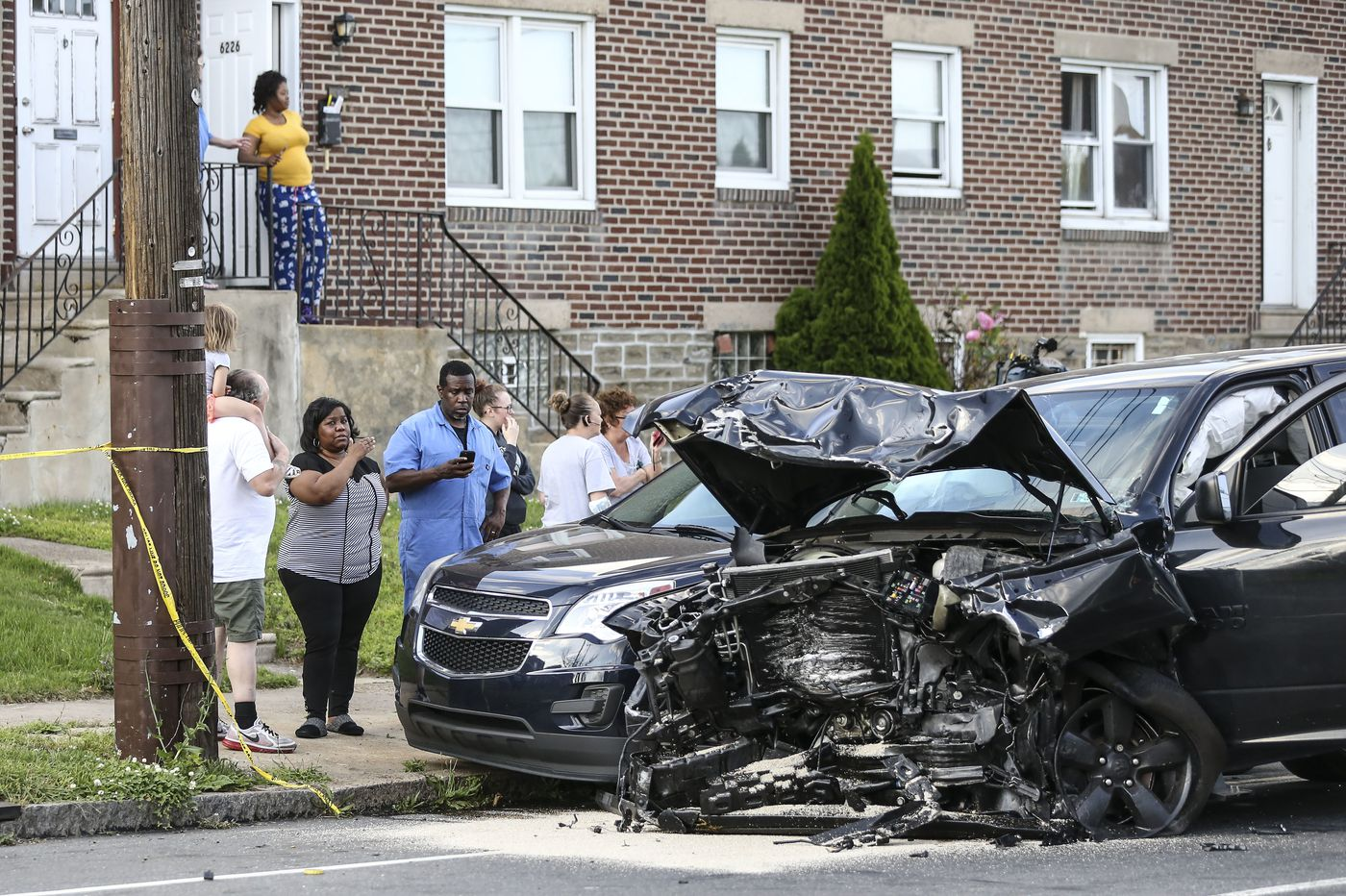 Montco woman in Philly DUI crash charged for death of 3-year-old girl