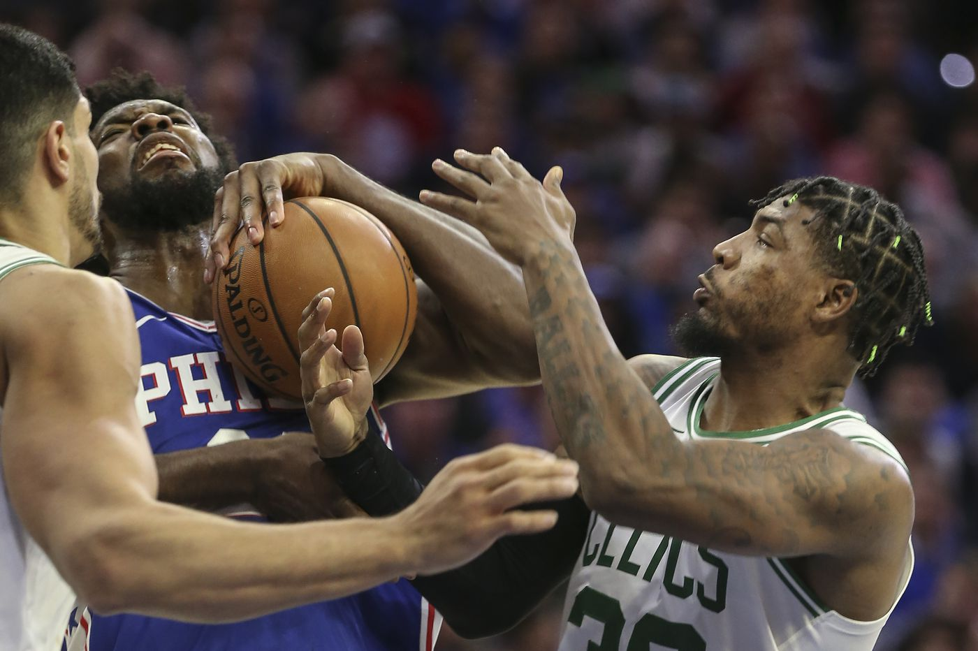 Schedule favors Sixers in Thursday matchup with Boston Celtics | Off the Dribble