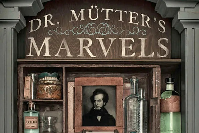 """""""Dr. Mütter's Marvels."""" (From the book cover)"""