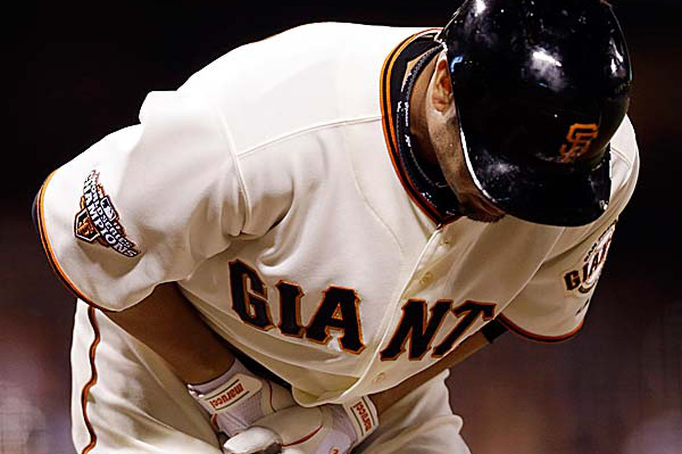 Touch 'Em All: Giants' Vogelsong has surgery on broken hand