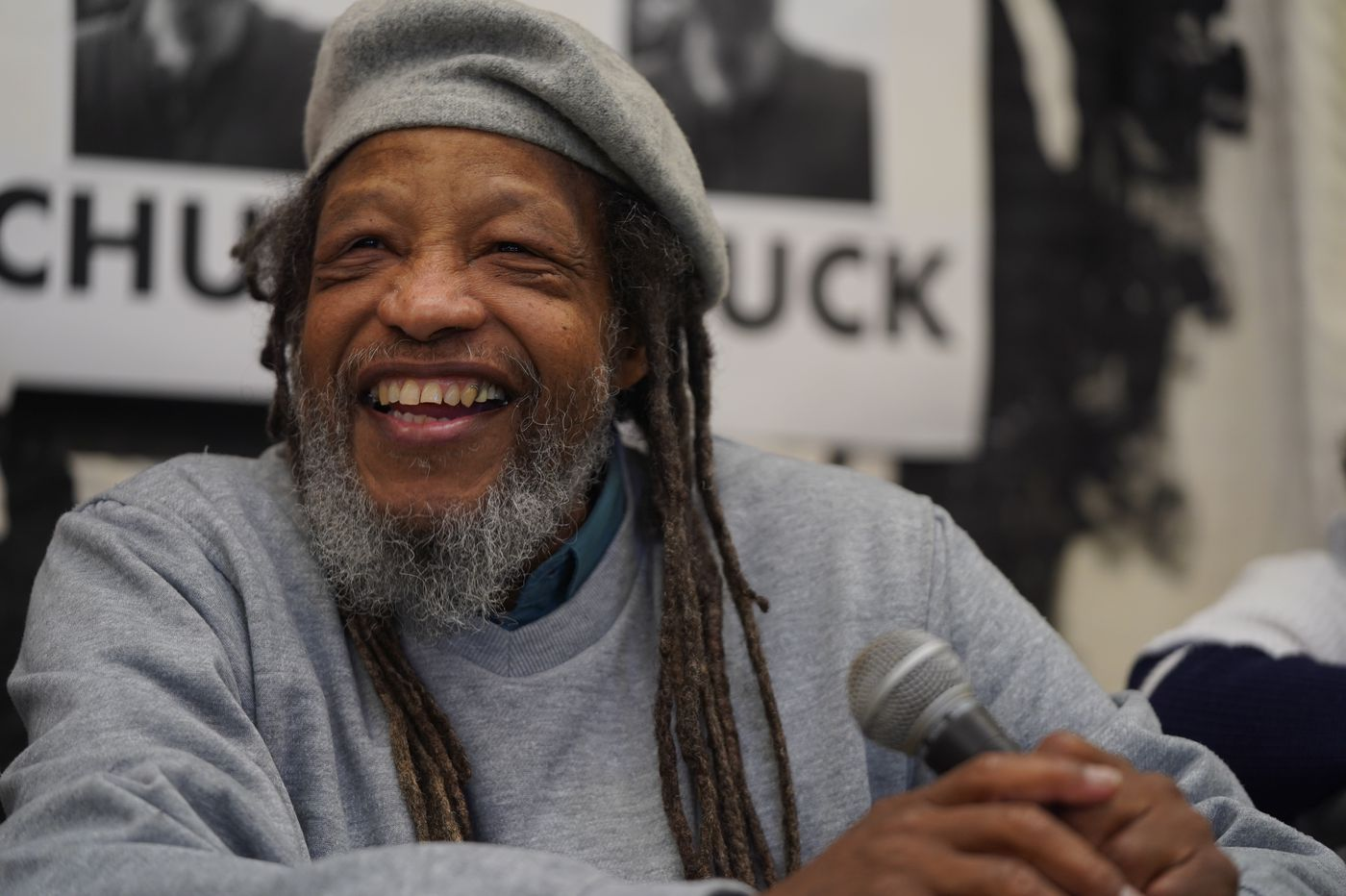 Out of prison after 41 years, MOVE member Delbert Africa rails against 'unjust' criminal justice system