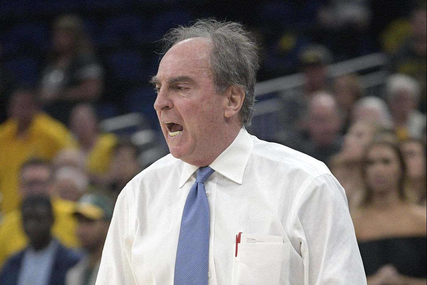 Temple's Fran Dunphy: 'Sure, I want to keep coaching'