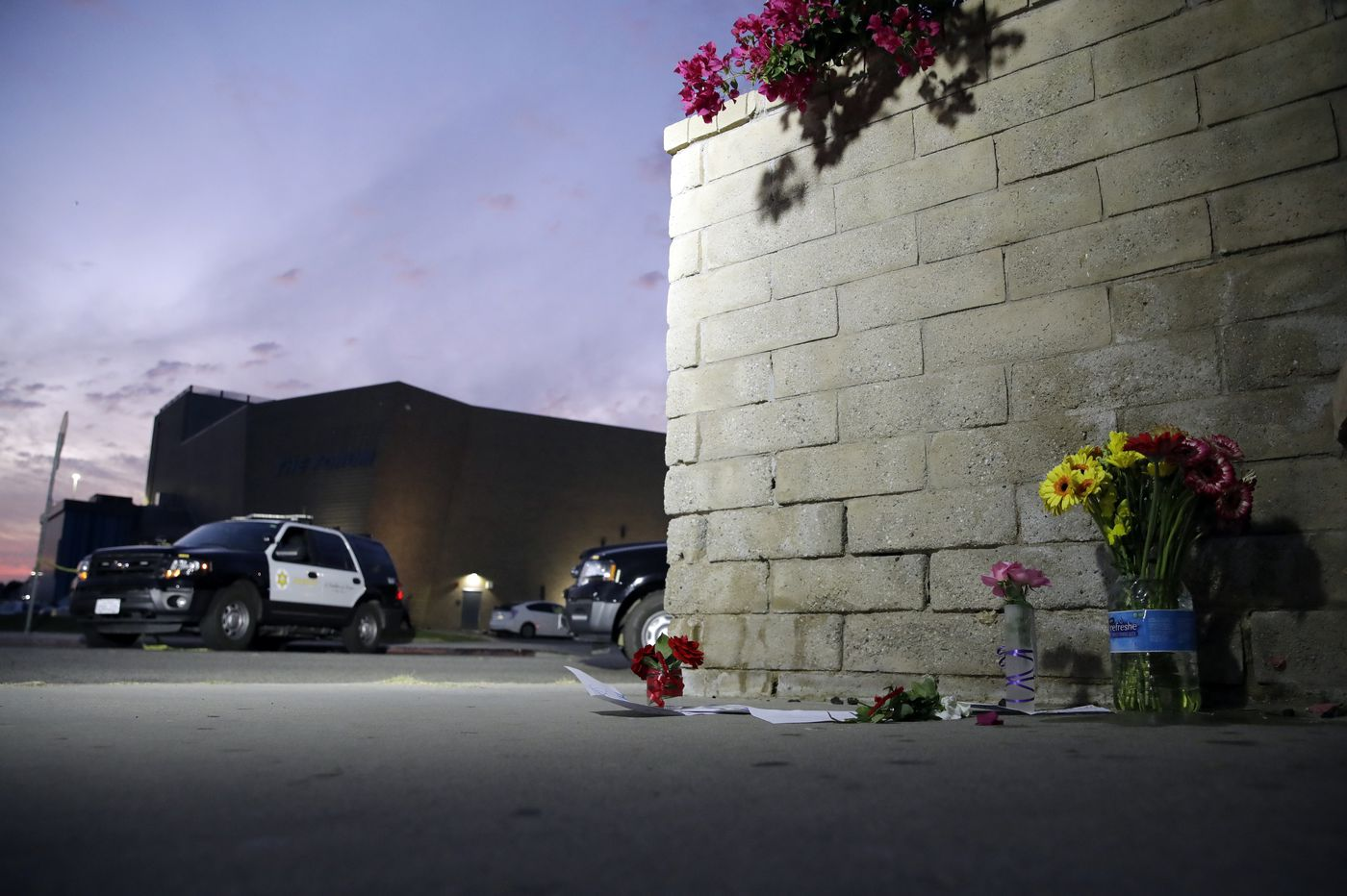 Huddled in locker room after California high school shooting, basketball team relied on texts