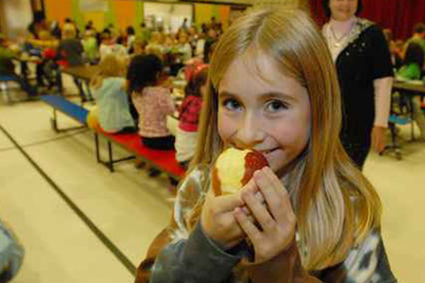 School lunch program seeks to fill need