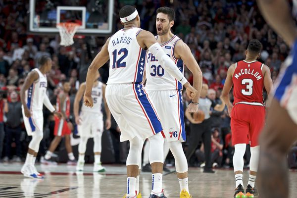 Sixers-Blazers best and worst: Damian Lillard's dominance, James Ennis III's defense, Furkan Korkmaz's game-winner