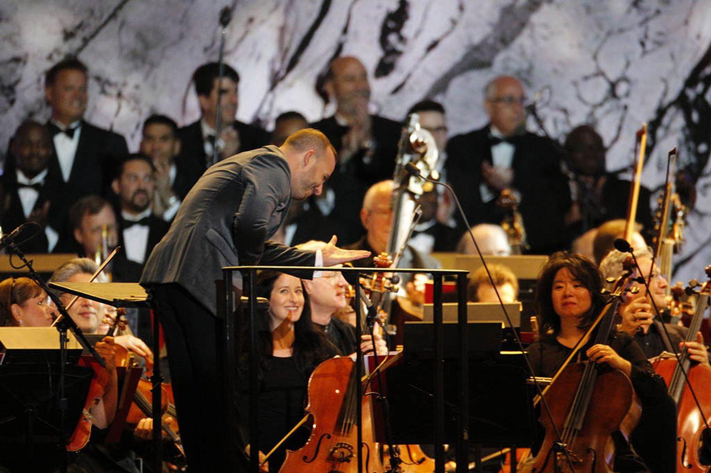 Philadelphia Orchestra hires consultant Michael Kaiser