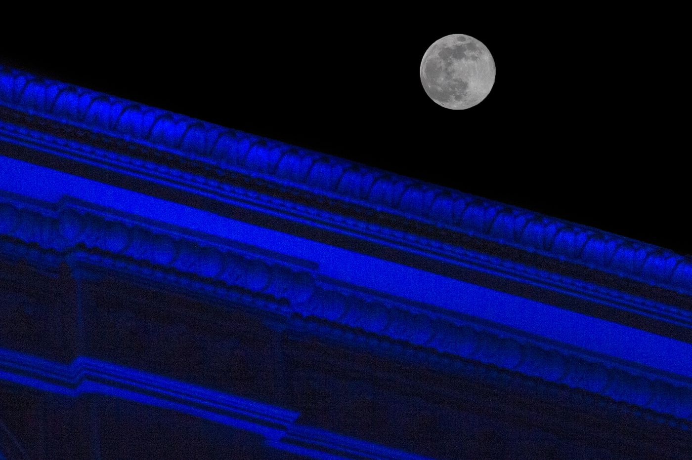 Humans have long been fascinated by the moon, and this year we get the first Halloween full moon of the millennium