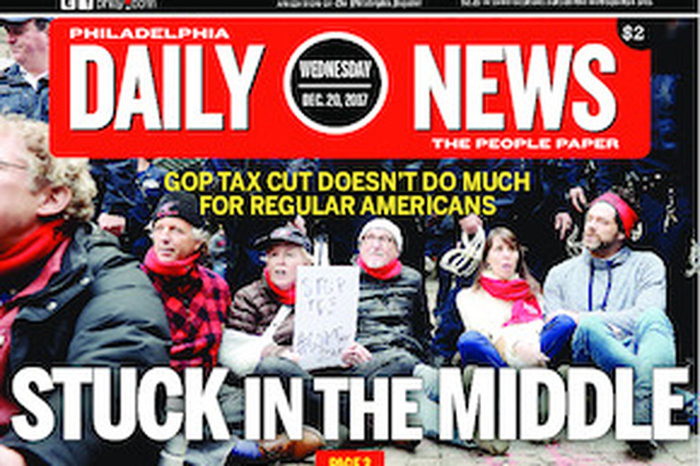 Dailynews Monthly Covers 12/20/17