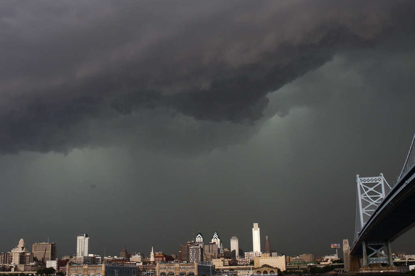 Memorial Day weekend bummer: Severe thunderstorms likely to hit Philly region by evening