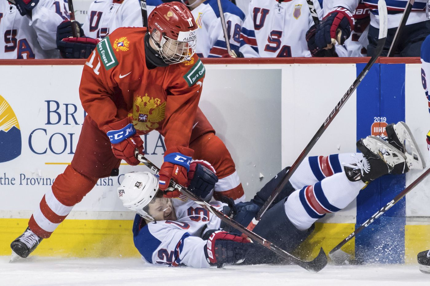 If Flyers keep their first-round draft pick, talented (but flawed) Russian winger Vasili Podkolzin could be available