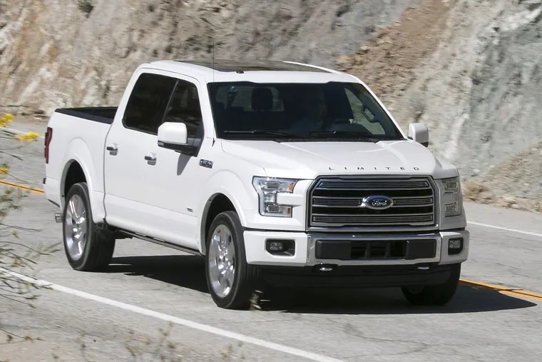 The 2016 4×4 Supercrew Limited is Ford's top of the line F-150 model, which has been the most popular vehicle sold in the U.S. for the last three decades.