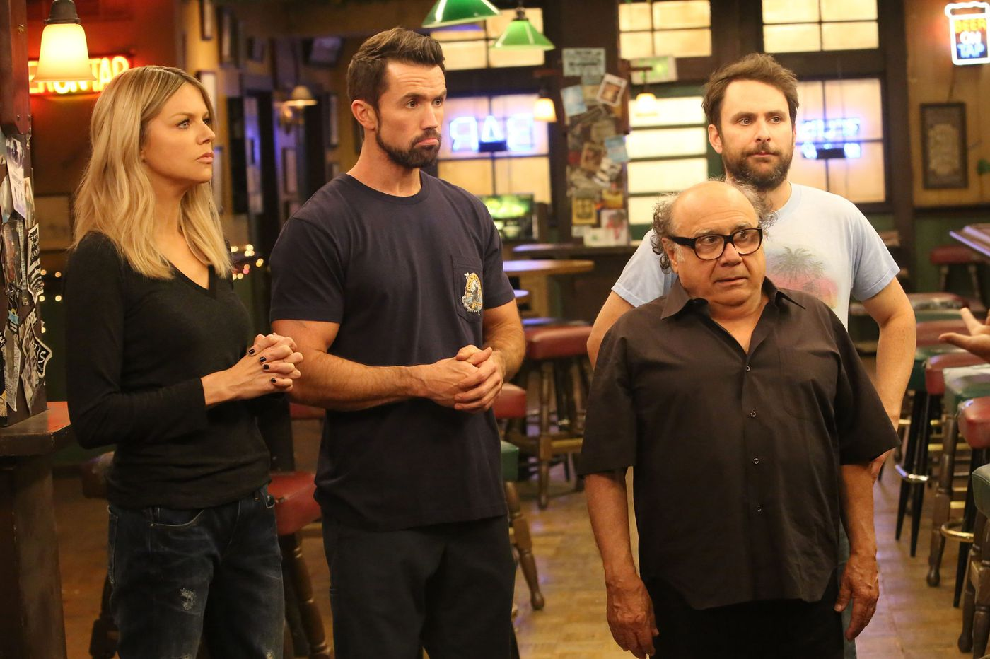 'It's Always Sunny': Will Dennis be back? Why is Mac ripped? Philly's Rob McElhenney, cast talk about 13th season